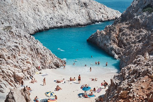 Around the World in Analogue: Crete, Greece