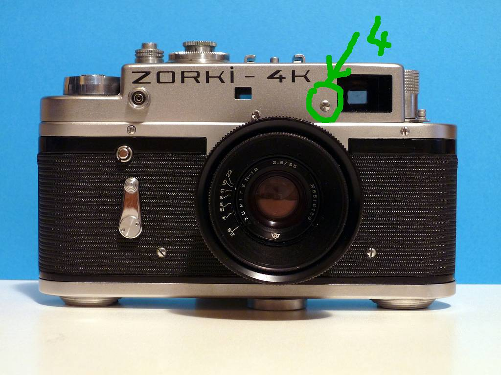 Quick Tipster: How to Calibrate the Rangefinder of a Fed 5 or a Zorki 4 Camera