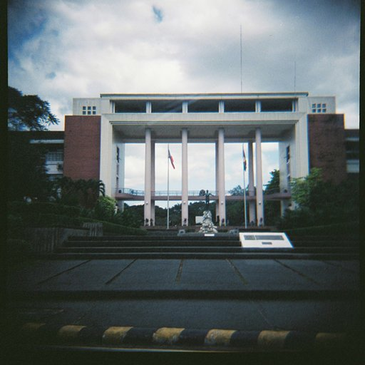 A Tour Around the University of the Philippines