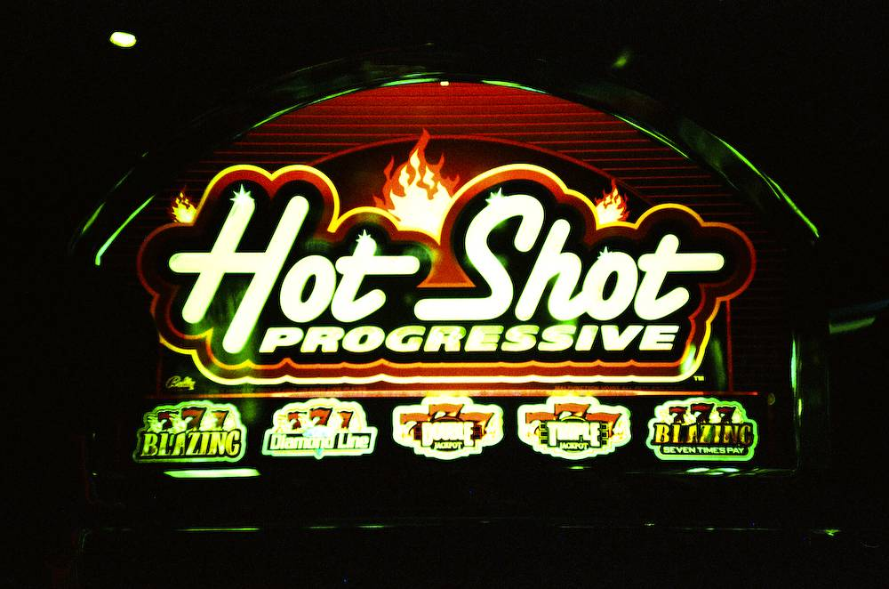 The Slot Machine is Extended!