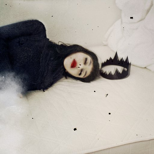 The Phantom Self-Portraits by Rimel Neffati