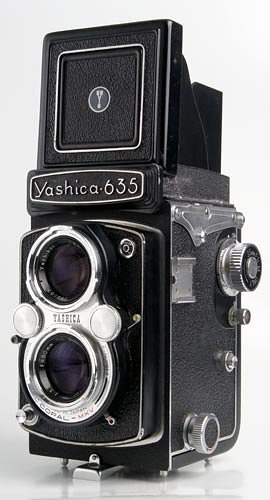 Yashica 635 - TLR Goodness to the Max!