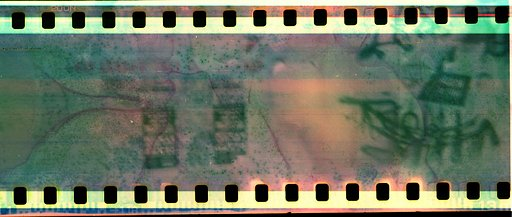 35mm film in the Clack, certainly possible!
