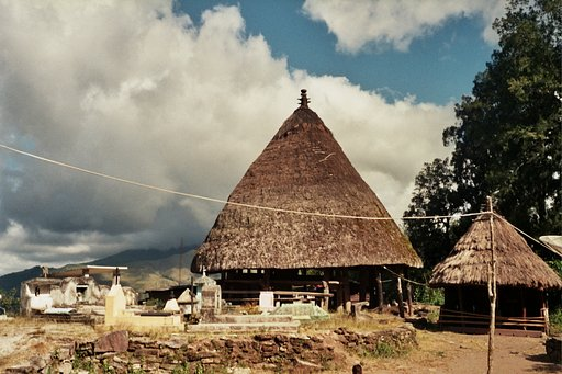 Around the World in Analogue: Timor-Leste/Osttimor
