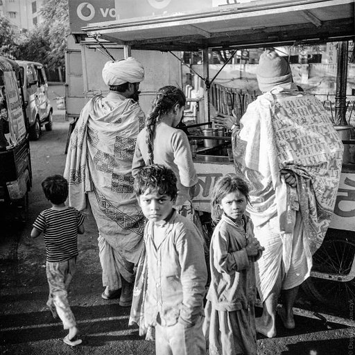 Around the World in Analogue: India