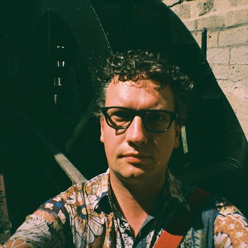 Maaikel and his Weapon of Choice: Lomography Sprocket Rocket