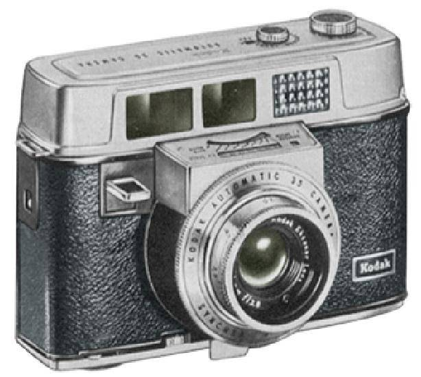 Kodak Automatic 35 at the Pittsburgh Zoo