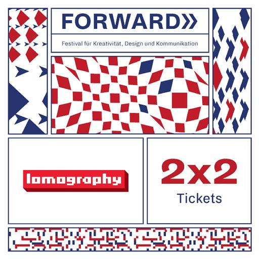 Lomography X Forward Creative Festival - Looking Forward