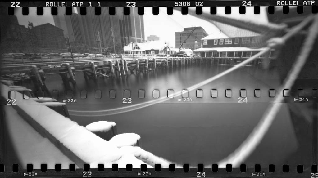Holga Wide Pinhole Camera (WPC): User Review, Exposure Table, and More