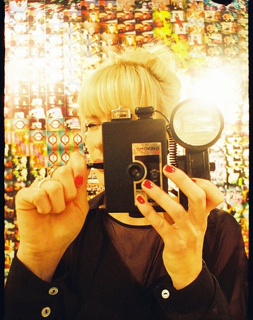 Lights, Camera, LomoKino Action! @ Lomography Gallery Store Soho