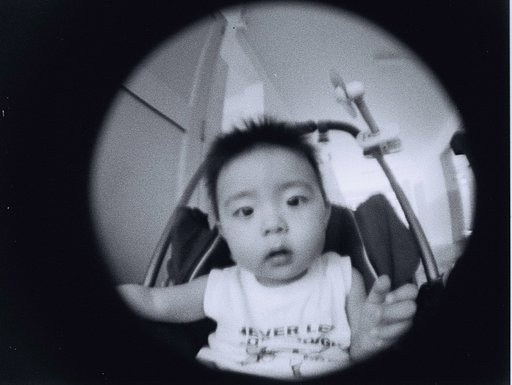 I am so Attached to the Fisheye Baby Now
