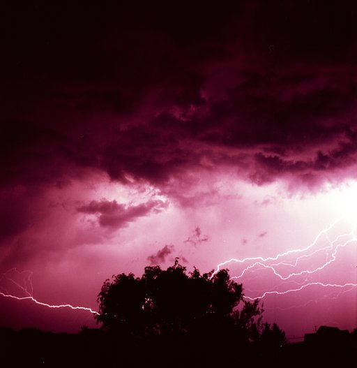 Stunning Lightning Photos from the Lomographic World