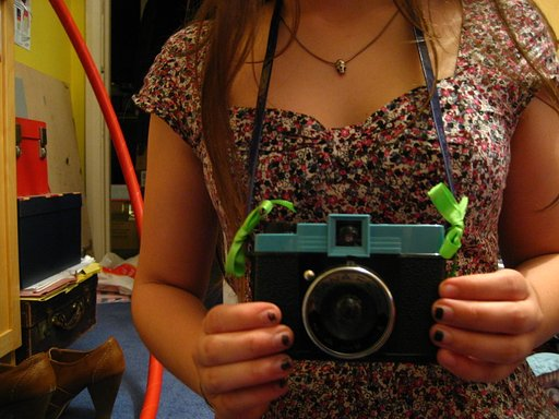 How to Make a Fancy New Strap for Your Diana Camera