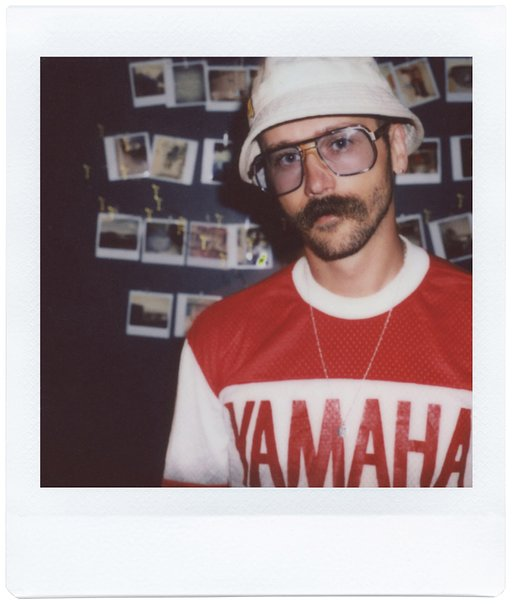 Portugal. the Man prova la Lomo'Instant Square
