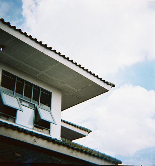 My LomoProject: Lomographing My School!
