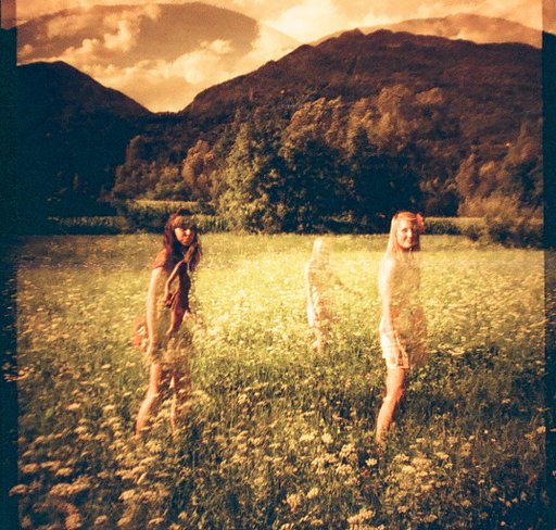 Fleeting Words & Images: Poetic Lomography