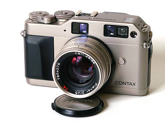 Lomopedia: Contax G series