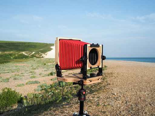 Introducing the Intrepid 4x5 MK3 Field Camera