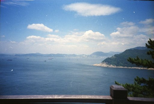 Busan in the Summertime
