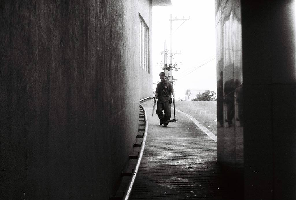 Fuji Neopan Acros 100: A Must-Have for Street Photography