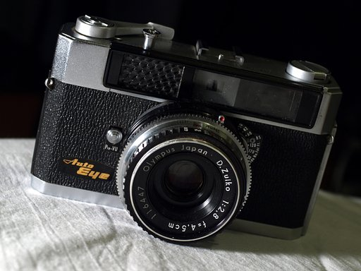 Lomopedia: Olympus Auto Eye