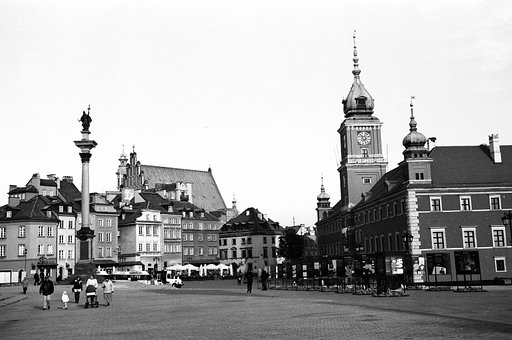 Warsaw – a Past that is Not Forgettable and a Future that is on its Way