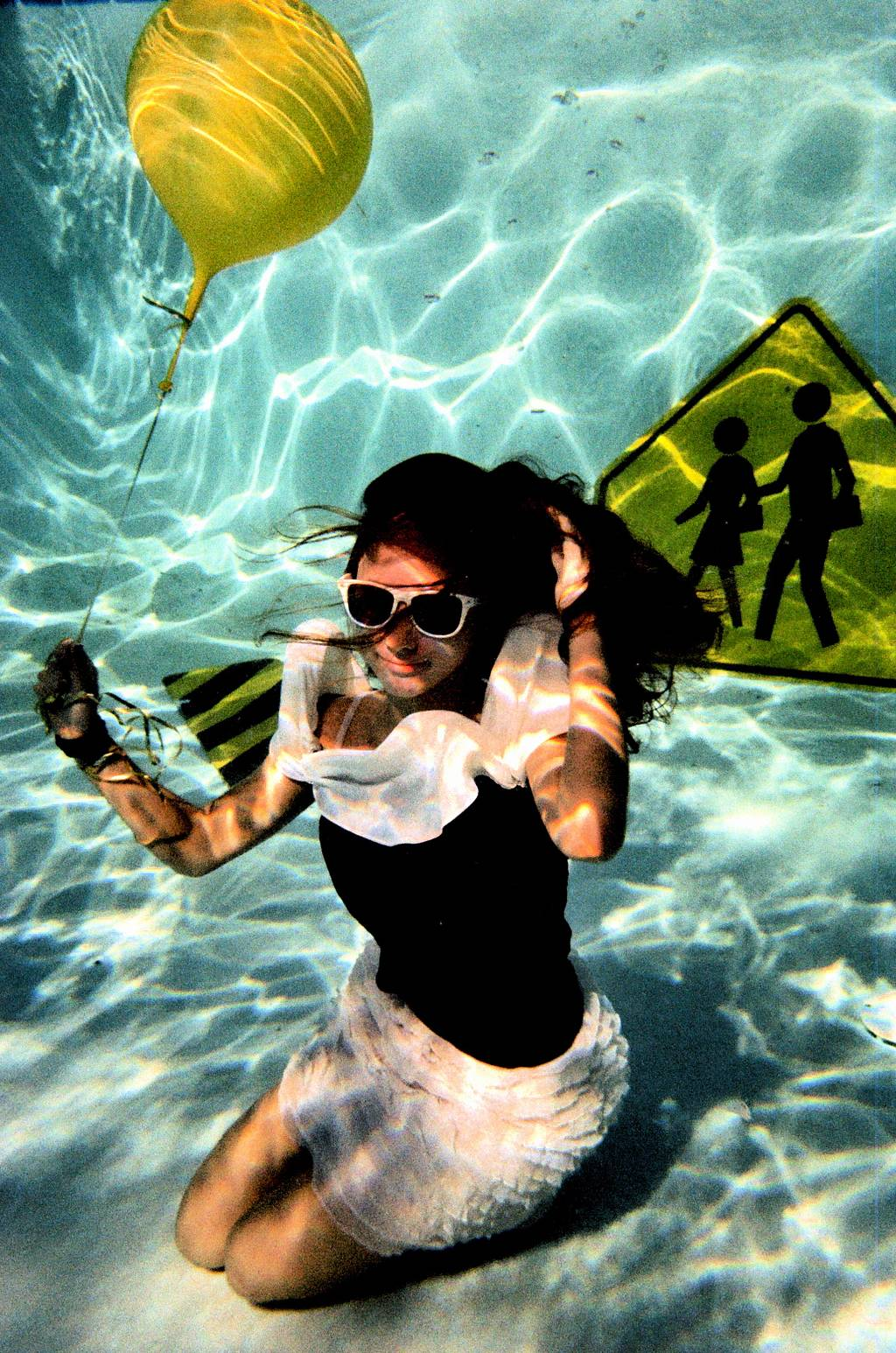 Analogue Goes Underwater!