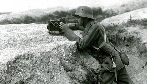 Ernest Brooks: The War Photographer Who Covered WWI