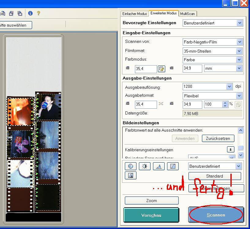 How to Scan Sprockets with Different Scanners · Lomography