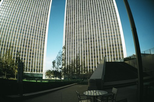 Century City: From Backlot to Center Stage