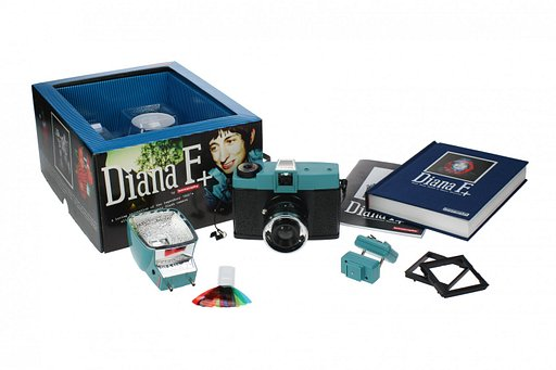 Classic Beauty of Diana F+ Best In Experimental Shots!