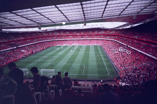 Emirates Stadium - Home of Arsenal FC