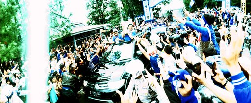 Happenings on Film : Persib Bandung, the champion of Indonesian Super League football 2014