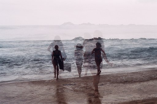 Dina Salem's Otherworldly Multiple Exposures on Lomography CN 100