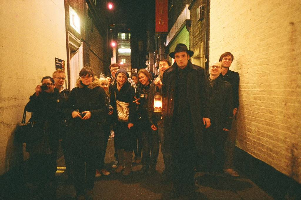 Capturing the Ghosts of Soho: A Recap of a Lomowalk in London