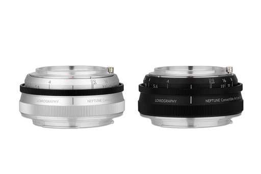 Use your Neptune Convertible Art Lens system on multiple bodies at a time with the new Neptune Convertible Lens Base