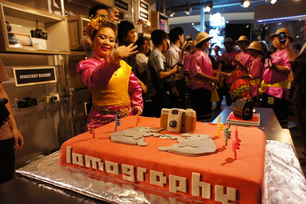Lomography Gallery Store Bangkok Grand Opening Highlights