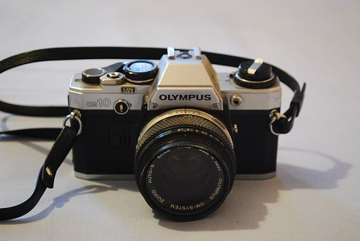 The Crisp and Delicious Olympus OM-10