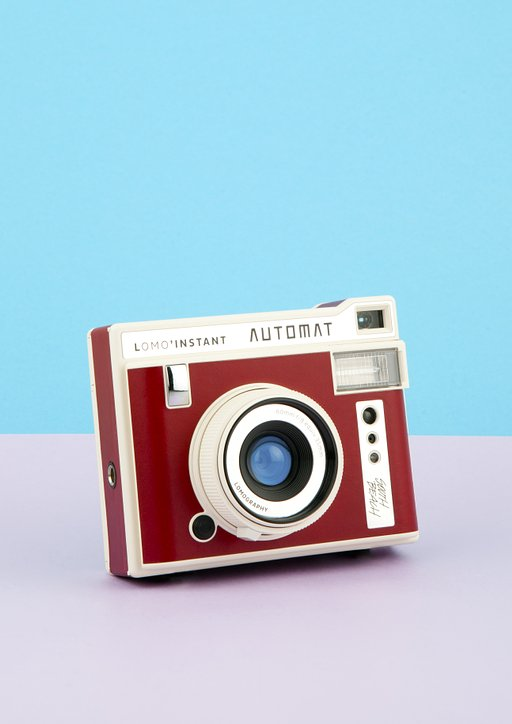 Lomo'Instant Automat South Beach & objectifs