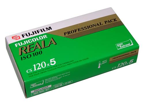 Fujifilm Reala 100 120 to be Discontinued