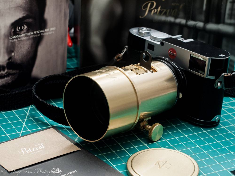 Petzval Lens on a Leica: An Interview with Vince Tan