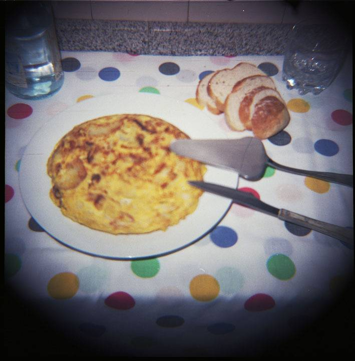 Analogue Eats: Tortilla de Patatas