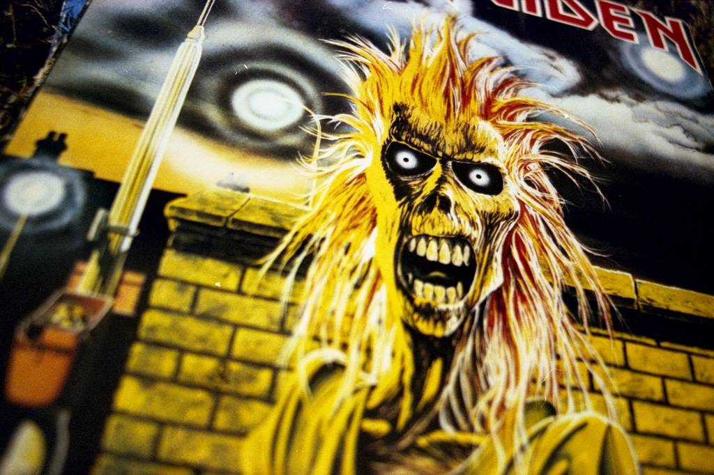 Analog Soundtrack of my Life – Iron Maiden
