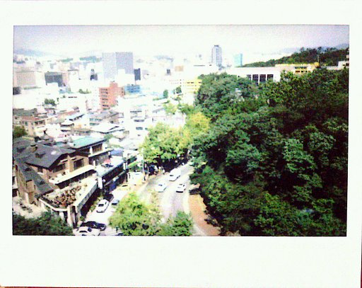 So Happy in Seoul (Instax Wide Edition)