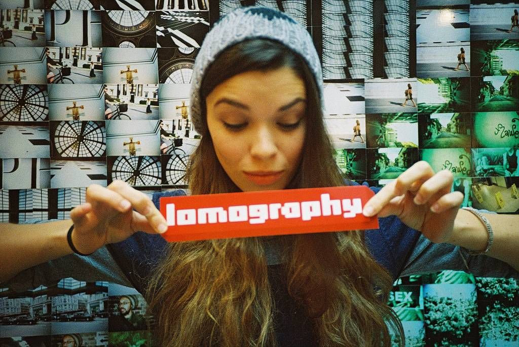 Be the Lomography Face(book) Rumble