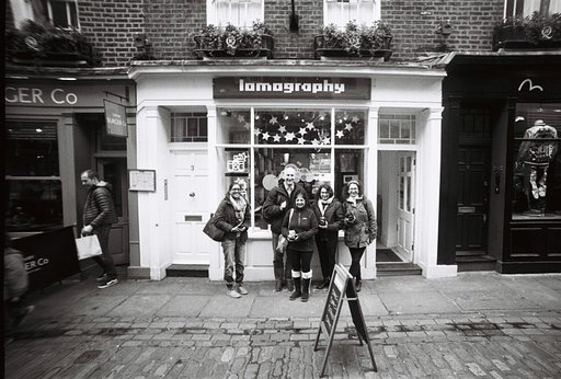 Lomography Soho London Workshops and Events in July!