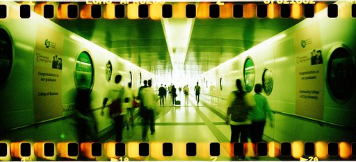 Lomography Workshop:Sprocket Rocket 帶著我們穿梭時空