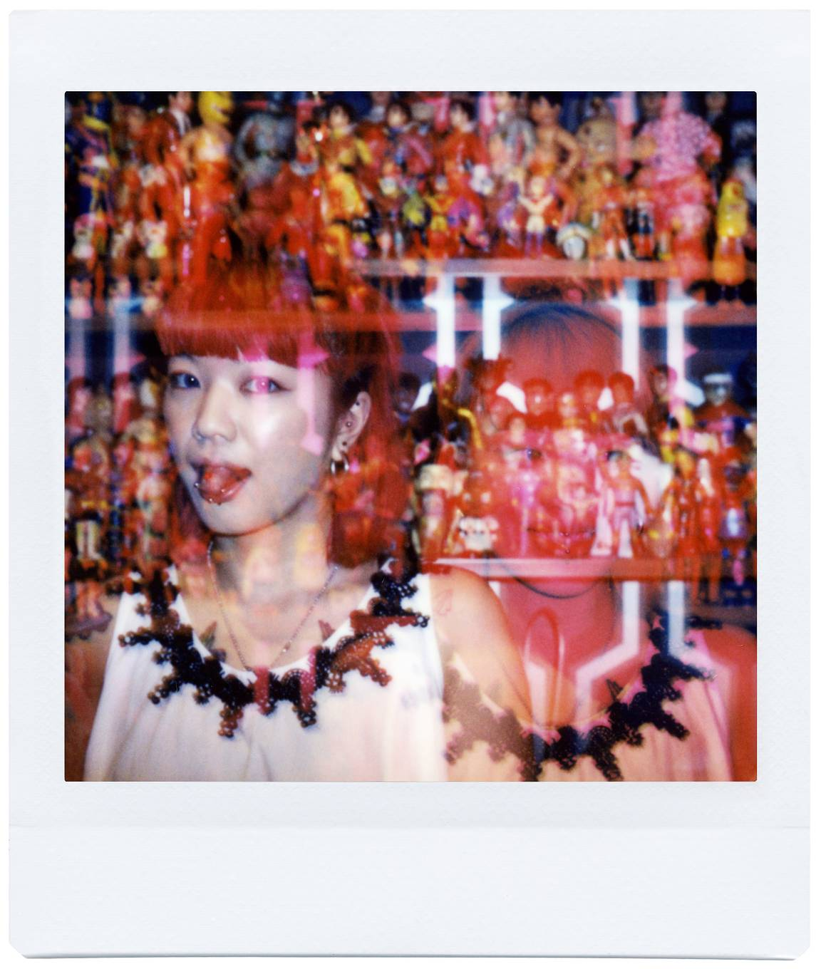 Hong Kong's Tattooist Gmaz Tests the Lomo'Instant Square