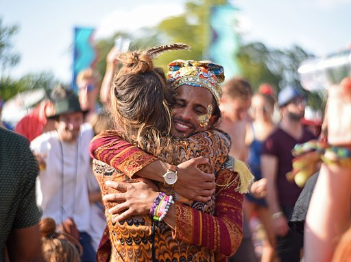 Capturing the Festival Spirit with Trev Eales