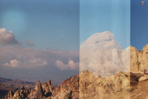 Cappadocia: Hot Air Balloon Sightings with Diana F+
